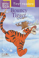 Bouncy Tigger (Winnie the Pooh First Readers) by Walt Disney Productions, Good U