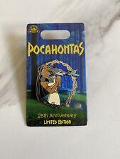 Disney Parks Pin - Pocahontas 25th Anniversary Meeko & Flit Limited Edition