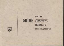 VINTAGE GRUNDIG TAPE RECORDERS SOUND AUDIO HI-FI 1960s