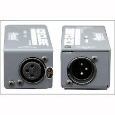Radial ICECUBE IC-1 Pro Audio Hum Buzz Eliminator Balanced Line Isolator DI Box