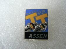 PINS,SPELDJES DUTCH TT ASSEN MOTO GP 1990  DUTCH TT ASSEN NO 1 EN 2 MOTORRADRENN