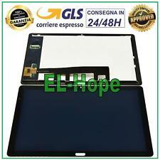 DISPLAY LCD HUAWEI MEDIAPAD M5 LITE 10 BAH2-W19 AL00 TOUCH SCREEN VETRO NERO