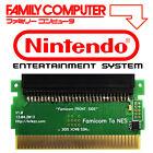 Famicom To NES Cartridge Adapter Card (Nintendo 60 72 Pin/KRIKZZ V1.0) Brand New