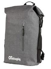 Outlogiq Deschutes 30L Waterproof Backpack Dry Bag - Kayaking & Bike Commuting