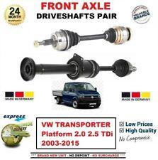 VW TRANSPORTER T4 1.9 DIESEL DRIVESHAFT 94/>96 NEW