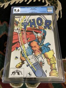 Thor 337 CGC 9.6 White Pages 1st Appearance Beta Ray Bill