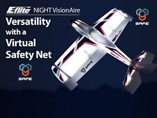 E-Flite Eflite Night Visionaire SAFE BNF Bind And Fly Basic RC Airplane EFL7150