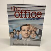 NEW! NBC THE OFFICE SEASON TWO 2 (DVD) *BRAND NEW, FACTORY SEALED!*