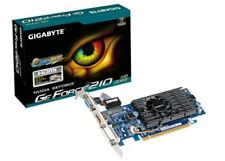 Gigabyte - Gv-n210d3-1gi Nvidia GeForce 210 1GB tarjeta Gráfica