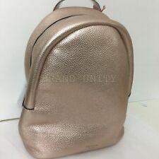 Oroton Leather Avalon  Backpack Hand Bag BNWT Pink Rosegold Large $495