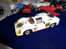 Mercury Chaparral 2F made in Italy 1/43