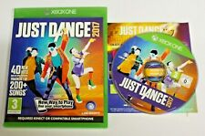 Just Dance 2017 Xbox One Complete Game FREE POSTAGE