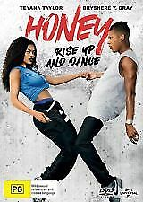 Honey 4: Rise Up And Dance DVD R4