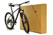 Racing bicycle bike large cardboard box+10 meter x 500 mm bubble wrap+roll tape