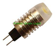 G4 3 SMD LED 1.5W 12V DC 40LM WHITE BULB ~8W