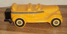 Vintage Avon 1926 Checker Cab Decanter