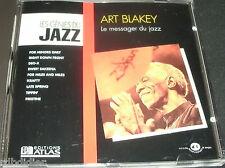 ART BLAKEY LE MESSAGER DU JAZZ CD LES GENIES DU JAZZ / IV