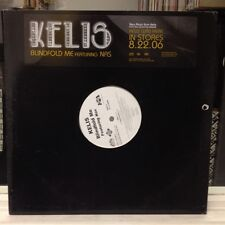 "NM 12""~KELIS~NAS~Blindfold Me~[Main~Instrumental~Acapella]~[OG 2006 JIVE WLP]~"