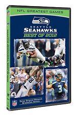 NFL Greatest Games: Seattle Seahawks - Best of 2012 3er [DVD] NEU