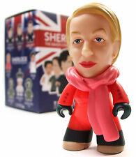 "Titans Sherlock The Baker Street Collection MARY 3"" Vinyl Figure Blind Box"