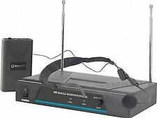 QTX 171.837uk Vn1 Neckband Microphone VHF Wireless System