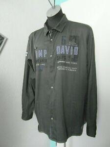 Camp David Herren Hemd  Gr. XXXL