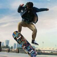 Outdoor Sports Dust-proof Four Wheel Adults Maple Wood Skateboard Long Board