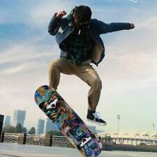 Outdoor Sports 4 Wheel Adult Entertainment Maple Wood Skateboard Long Board ZZ