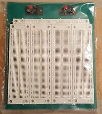 FCB*USA* 1x 2860-pt Breadboard with 2 pairs power posts from Michigan, USA