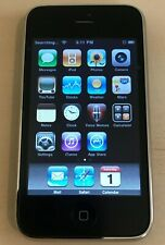 "RARE Apple iPhone 3G Model A1241 - 8GB - Black 3.5""  second iPhone made 2008!"