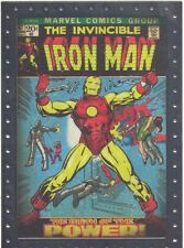 Iron Man 2 Comic Covers Chase Card Cc5