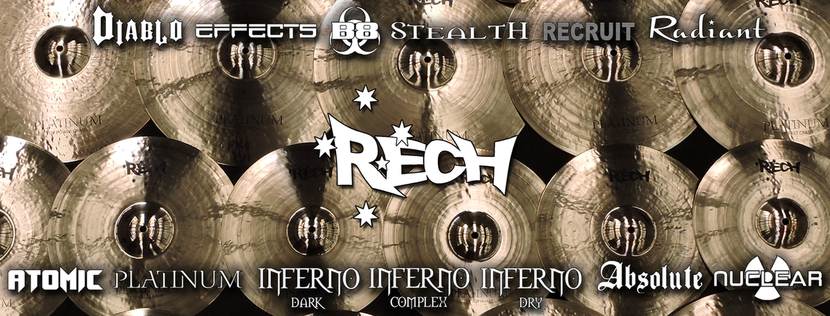 Rech Cymbals