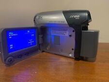 Canon ZR850 Mini DV Digital Video Camcorder Camera 35x Zoom w/ Battery