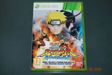 Naruto Shippuden Ultimate Ninja Storm Generations Xbox 360 UK PAL