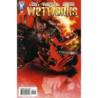 Wetworks (2006 series) #2 in Near Mint condition. DC comics [*u5]