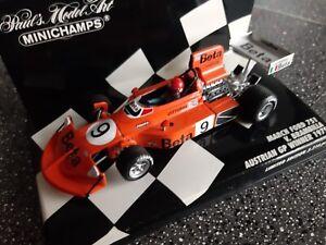 March Ford 751, V. Brambilla, Austrian GP Winner 1975, 1/43, Minichamps