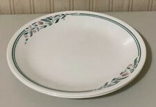Pair of Corelle Rosemarie Luncheon Plates