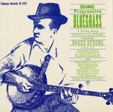Roger Sprung - Progressive Bluegrass, Vol. 3 [New CD]