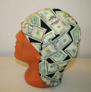 #26. Dollars Reversible  Welders, Bikers, Pipefitters, Welding Cap Hat, Cotton