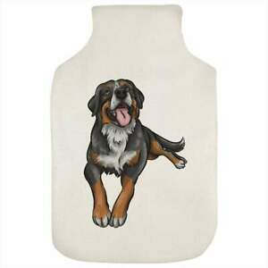 'Bernese Mountain Dog' Hot Water Bottle Cover (HW00020673)