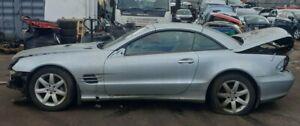 Mercedes Benz SL350 R230 2003 Silver Full Car Breaking Wheel Nut Only