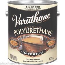 2 Gal Clear Semi-Gloss Oil Based Varathane Interior Furniture Polyurethane 6031