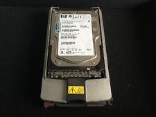"HP 72.8gb 15k 3.5"" SCSI u320 server Hard Drive bf07288576 356699-002 271837-014"