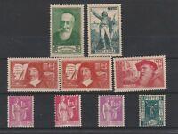 FRANCOBOLLI - 1936/37 FRANCIA MNH Z/9755