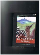 Die Nürburg-Papiere von Jacques Berndorf (2010, Taschenbuch)