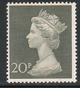 Great Britain #MH166 VF MNH - 1970 20p Queen Elizabeth II / Machin