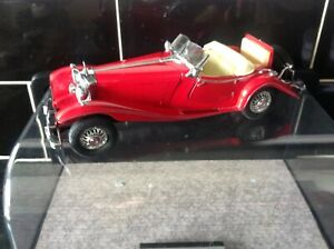 Franklin Mint Mercedes 500 special roadster, ,  Scale 1:24-,