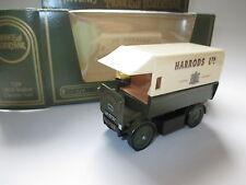 "Walker Elektric Van ""HARRODS Ltd."", Matchbox Models of Yesteryear MoY Y-29!"
