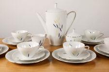 Kaffee Service Hutschenreuther 2655 Porzellan Arzberg 21teilig 60er Jahre