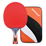 Sportout Sriver-He Rubber Table Tennis Bat, Professional Pingpong Racket Paddle